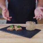 Veganer Pilz Walnuss Aufstrich