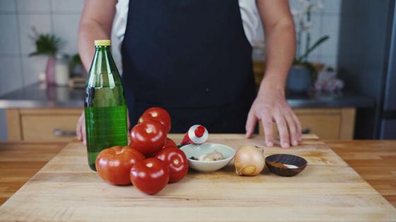 Blogbanner Ketchup selber machen